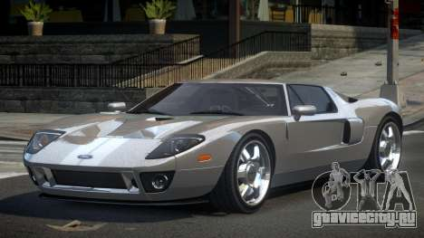 Ford GT IRS для GTA 4