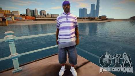 New Ballas2 skin для GTA San Andreas