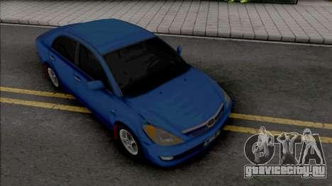Toyota Avensis [IVF] для GTA San Andreas