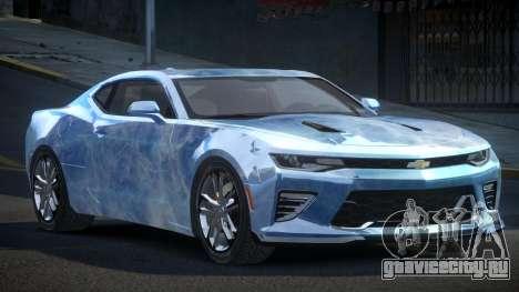 Chevrolet Camaro GS-R S2 для GTA 4