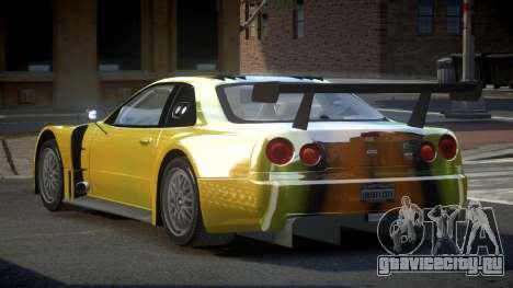 Nissan Skyline R34 US S6 для GTA 4