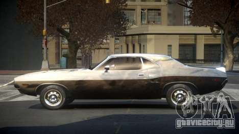 Dodge Challenger SP71 S8 для GTA 4