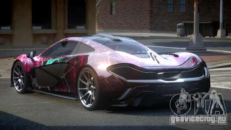McLaren P1 ERS S6 для GTA 4