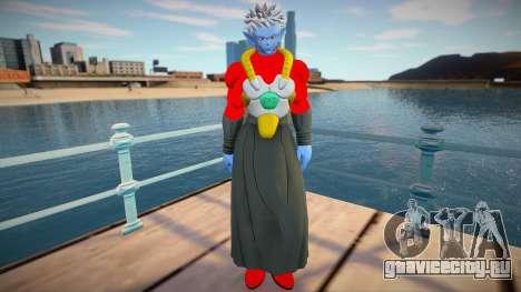 Mira from Dragon Ball Xenoverse для GTA San Andreas