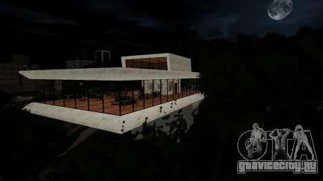 The hills safehouse для GTA San Andreas