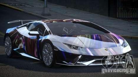 Lamborghini Huracan BS-Z S3 для GTA 4