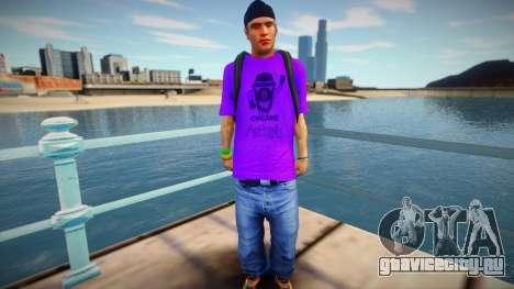 Gleb Aztec для GTA San Andreas
