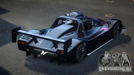 Radical SR8 GII S2 для GTA 4