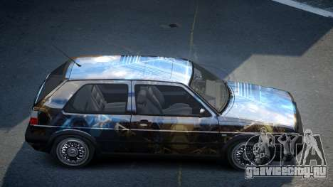Volkswagen Golf SP-U S1 для GTA 4