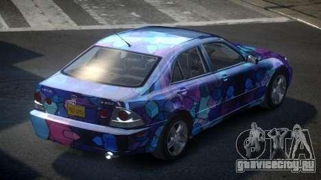 Lexus IS300 U-Style S2 для GTA 4