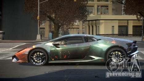 Lamborghini Huracan GST S1 для GTA 4