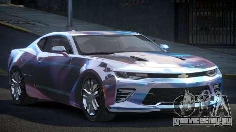 Chevrolet Camaro GS-R S8 для GTA 4