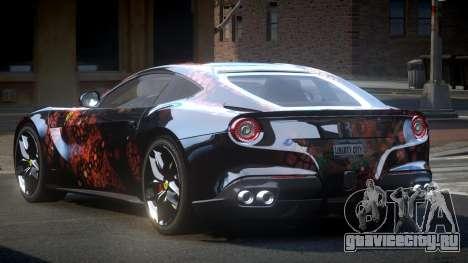 Ferrari F12 BS Berlinetta S10 для GTA 4