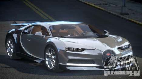 Bugatti Chiron BS-R для GTA 4