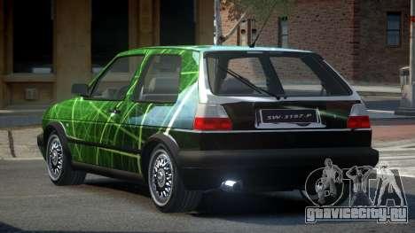 Volkswagen Golf SP-U S7 для GTA 4