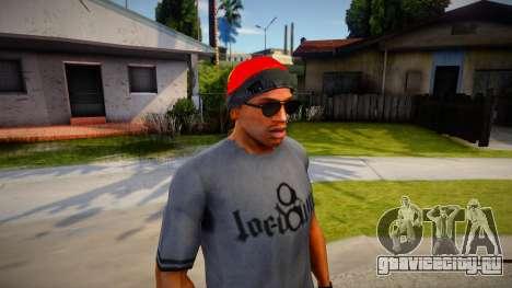 Головной убор из GTA V для GTA San Andreas