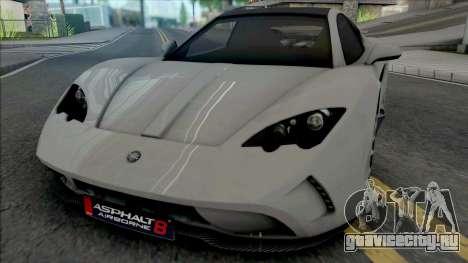 Vencer Sarthe 2014 для GTA San Andreas