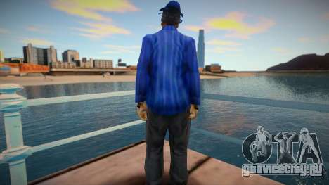 New sfr1 skin для GTA San Andreas