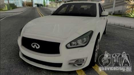 Infiniti Q70 Hybrid для GTA San Andreas