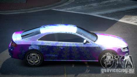 Audi RS5 BS-U S3 для GTA 4