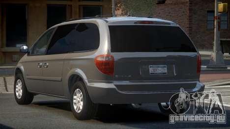 2003 Dodge Grand Caravan для GTA 4