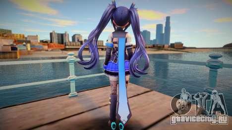 Neptunia Virtual Stars Kin v4 для GTA San Andreas