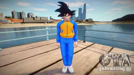 Goku Sport для GTA San Andreas