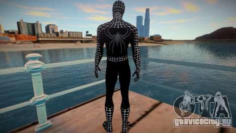 Spiderman 2007 (Black) v1 для GTA San Andreas