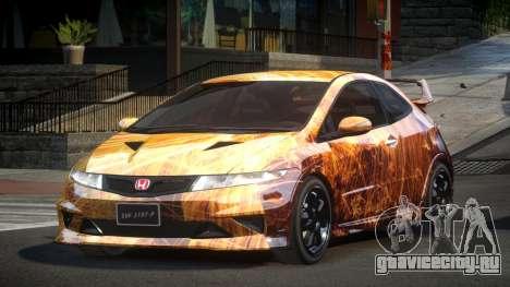 Honda Civic SP Type-R S9 для GTA 4
