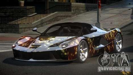 Ferrari LaFerrari PSI-U S5 для GTA 4
