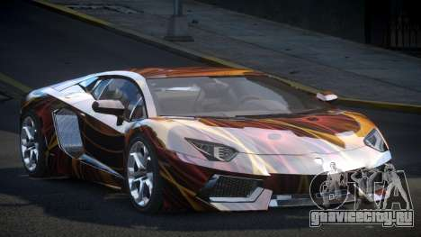 Lamborghini Aventador BS LP700 PJ9 для GTA 4