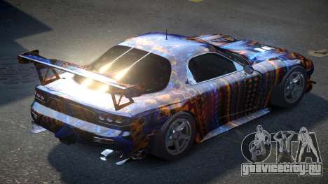 Mazda RX-7 iSI S4 для GTA 4