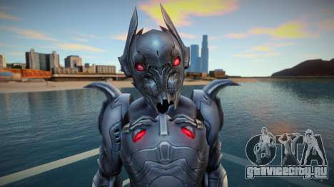 Kamen Rider Dragon Knight Xaviax для GTA San Andreas