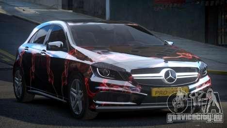 Mercedes-Benz A45 US S1 для GTA 4