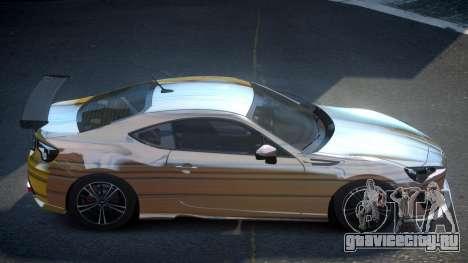 Subaru BRZ SP-U S10 для GTA 4