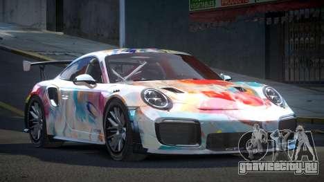Porsche 911 GS GT2 S6 для GTA 4