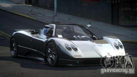 Pagani Zonda BS-S для GTA 4