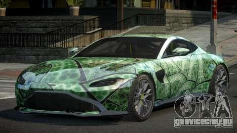 Aston Martin Vantage GS AMR S9 для GTA 4