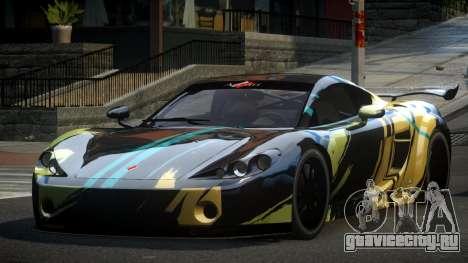Ascari A10 BS-U S3 для GTA 4