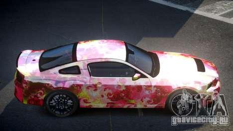 Shelby GT500 GST-U S10 для GTA 4