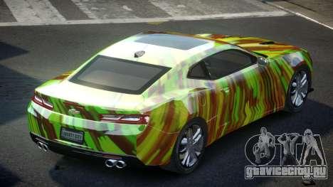 Chevrolet Camaro GS-R S4 для GTA 4