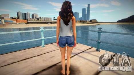 Jane from Home Sweet Home для GTA San Andreas