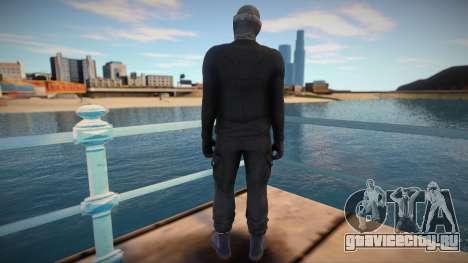 Dude 2 from GTA Online для GTA San Andreas