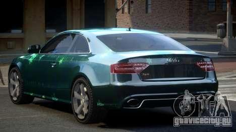 Audi RS5 BS-U S9 для GTA 4