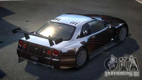 Nissan Skyline R34 US S9 для GTA 4