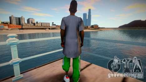 Gangsta Kendl Johnson для GTA San Andreas