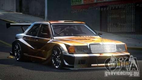 Mercedes-Benz 190E GST-U S5 для GTA 4