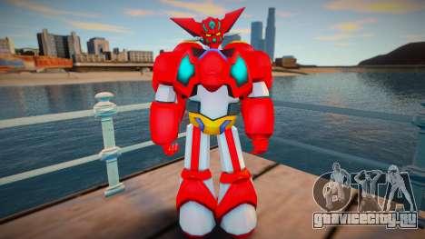New Getter Robo для GTA San Andreas