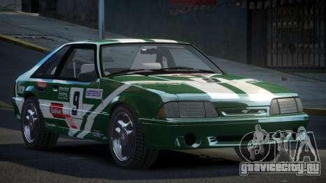 Ford Mustang SVT 90S S3 для GTA 4