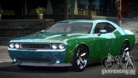 Dodge Challenger SP 392 S10 для GTA 4